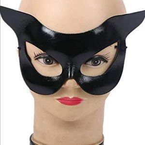 Catwoman Mask Half Face